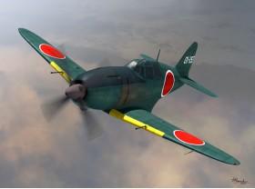 SW72091 J2M2 Raiden model 11(late version)