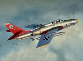 SW72117 RF-84F Thunderflash