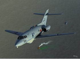 SW72119 U-125A JASDF Air Rescue