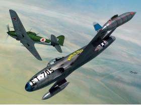 SW72128 P-80C vs IL-10 over Korea